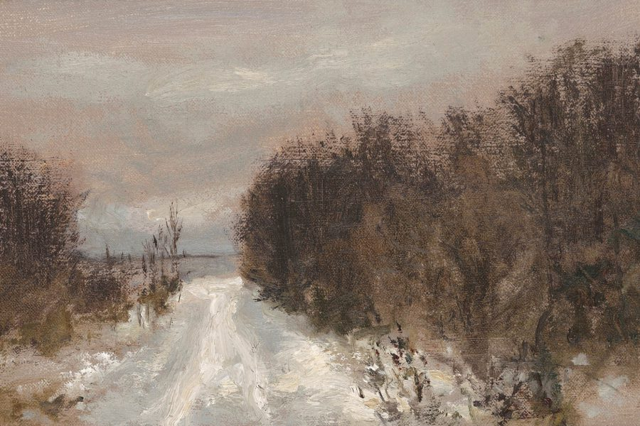 Plein-air Gallery – Winter